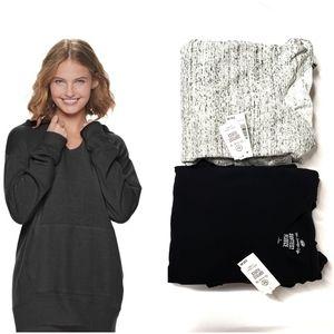 SO   2 softest fleece hoodies